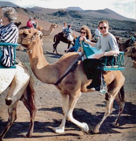 camel lanzarotte